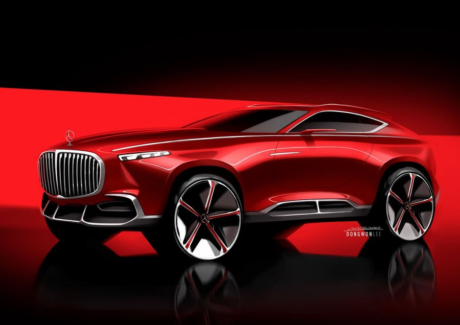 Mercedes-Maybach në version SUV me dizajn klasik