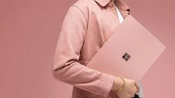 Microsoft zbulon Surface Laptop 2 pink