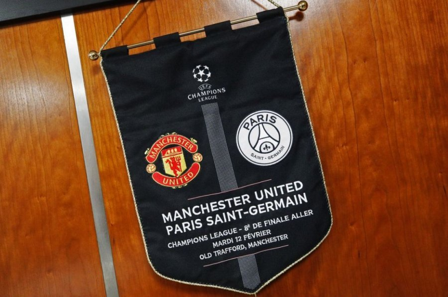 Formacionet zyrtare: United – PSG