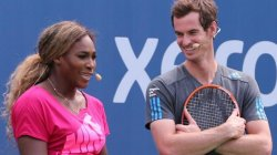 "Andy Murray e Serena Williams, tandem në ""Wimbledon"""
