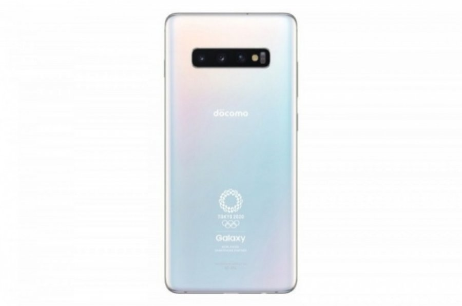 Samsung sjell Galaxy S10+ Olympic Game Edition
