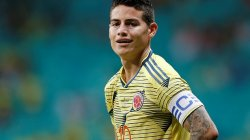 "James Rodriguez humb ""El Clasicon"""