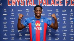 Crystal Palace huazon Matetan