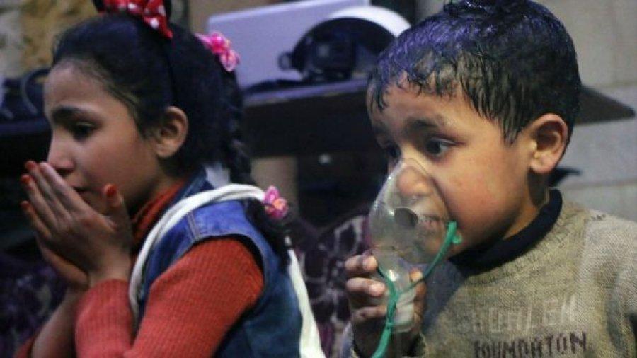 SHBA-ja e BE-ja dënojnë sulmin në Siri