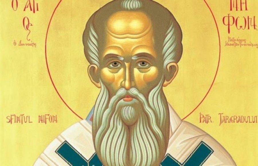 Nifoni II- i Konstantinopojës, shqiptari i shenjtë i fesë ortodokse