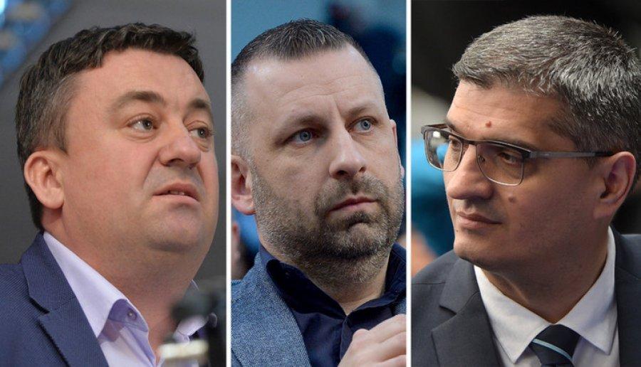 Ministrat uzurpatorë