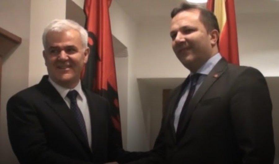 Forcohet bashkëpunimi i Policisë shqiptare dhe maqedonase