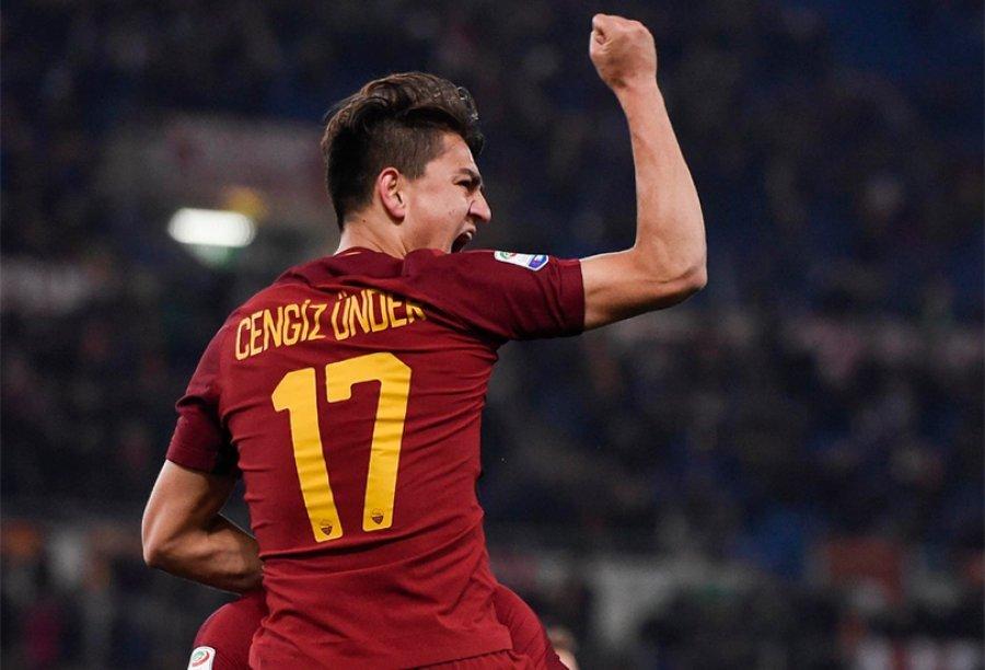 Roma hyn në top-katërshe