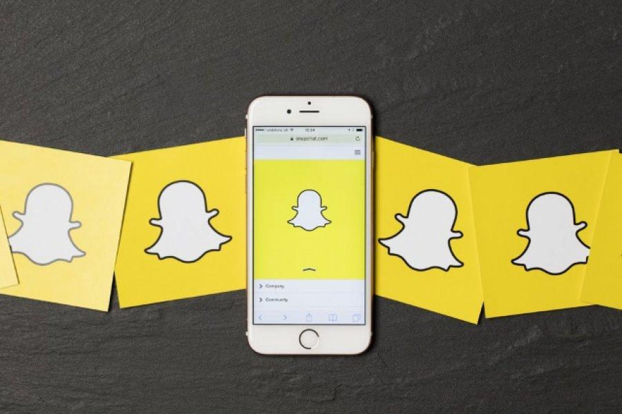 Snapchati bie nga sistemi
