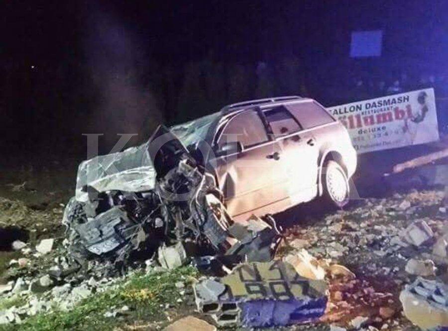 50 vjeçi në Topanicë humb jetën pas vetëaksidentit me makinë