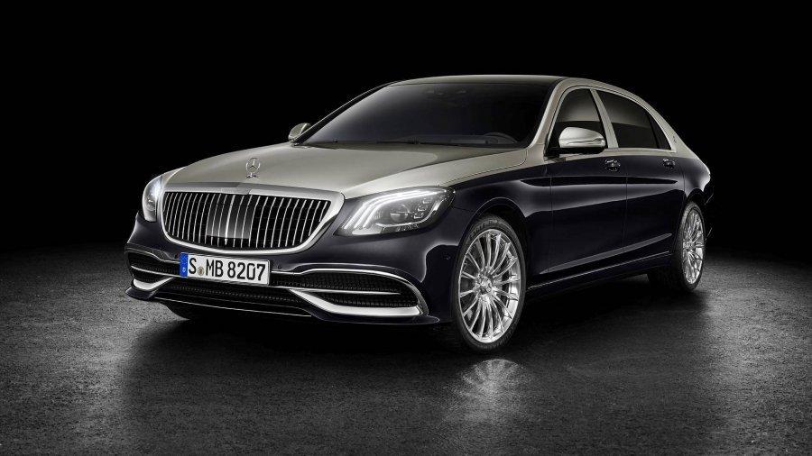 Përditësohet Mercedes Maybach S-Class, bëhet edhe më luksoz