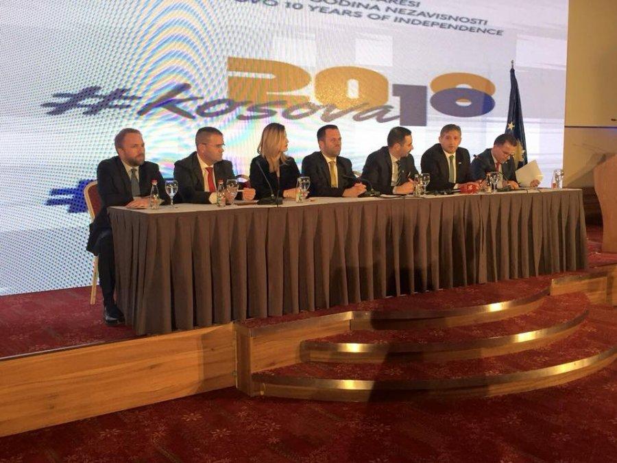 """""""Kosova duhet ta ndërtojë identitetin ekonomik të saj"""""""