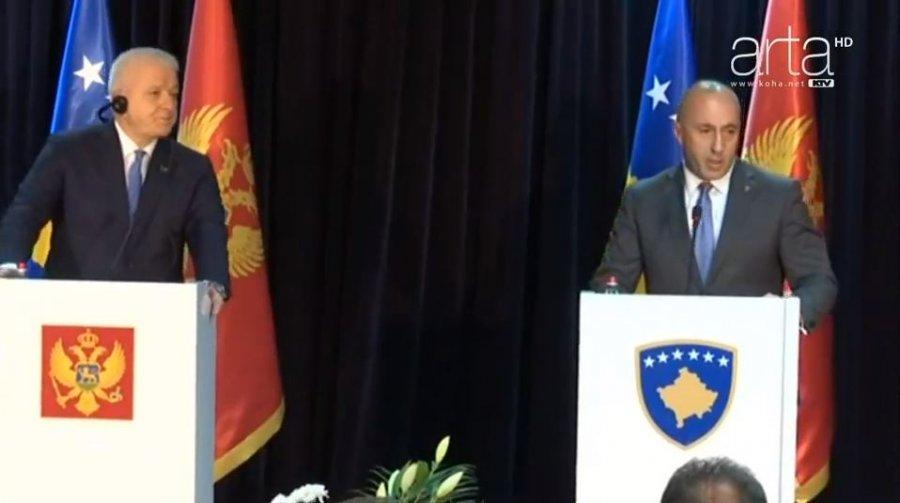 Haradinaj e Markoviq optimistë për demarkacionin, nuk zbulojnë bisedën
