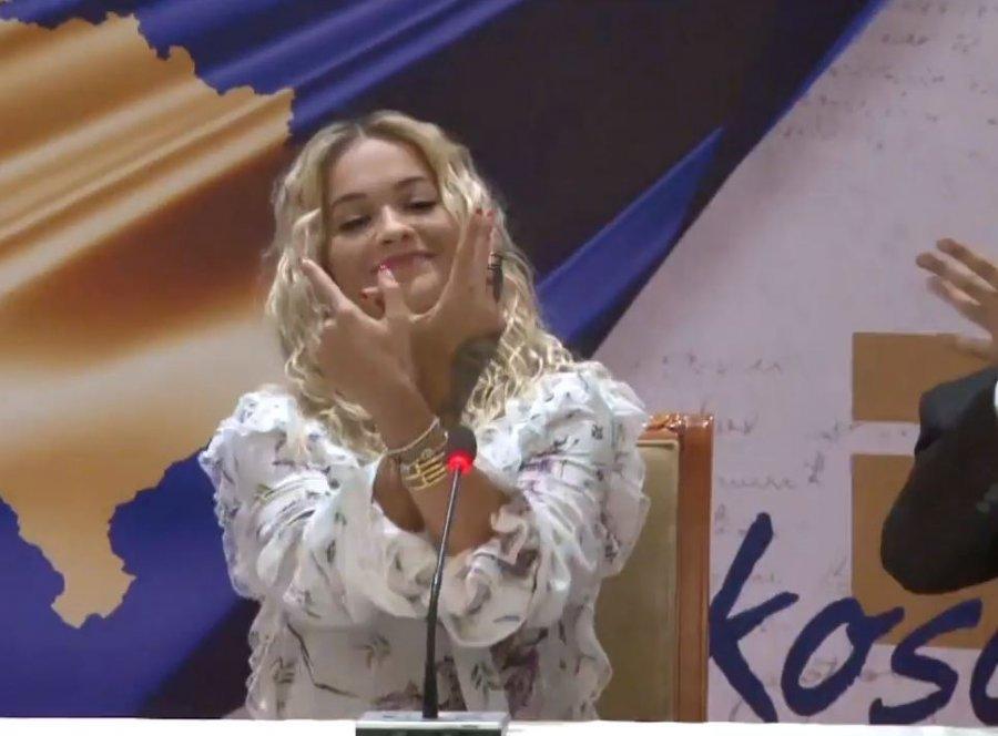 Rita: Sa më të bashkuar që jemi, aq më të mëdhenj bëhemi