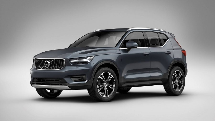 Volvo konsideron modelin XC50 në version Coupe-SUV