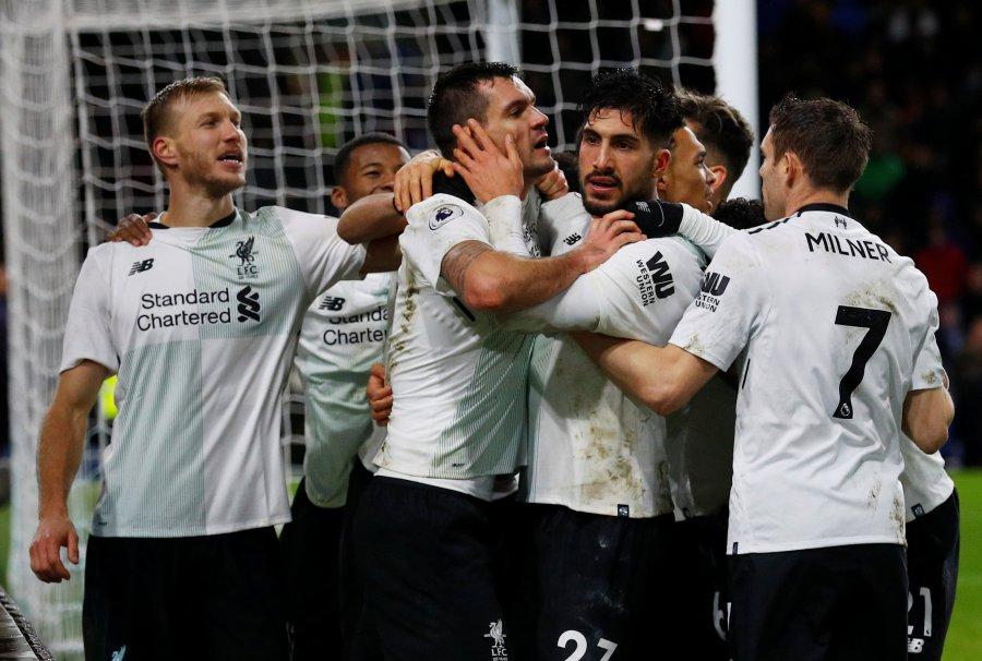 Liverpooli fiton në çastet e fundit ndaj Burnleyt