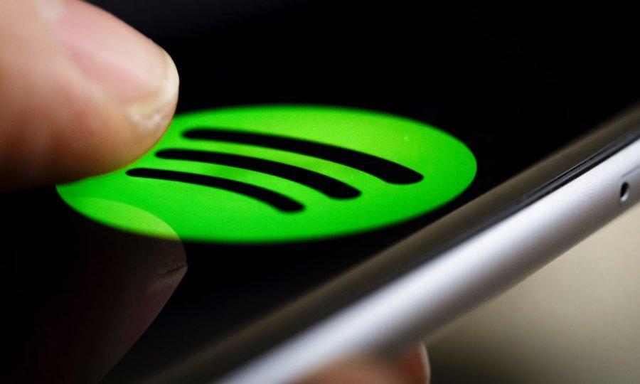 Spotify paditet për shkelje të të drejtave të autorit
