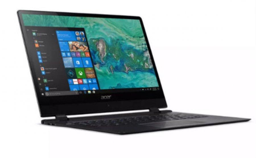 Acer ka laptopin më të hollë në botë