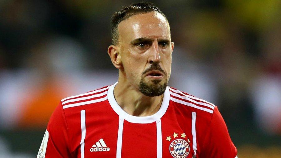 Ribery: Kam edhe 5 muaj kontratë, por kam mundësi të tjera