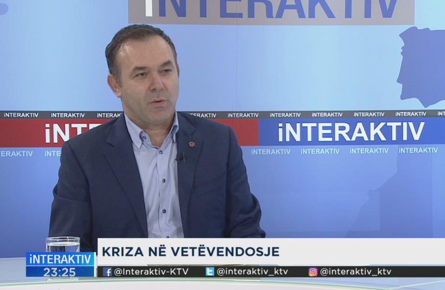 Selimi: Nëse do të jepja dorëheqje nga VV-ja do të largohesha edhe nga pozita e deputetit