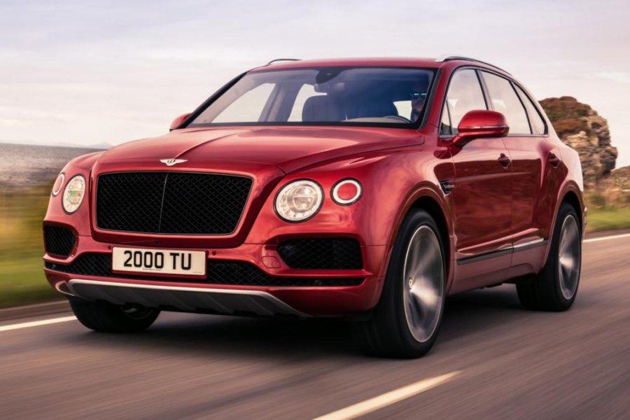 Lansohet Bentley Bentayga V8 i ri me çmim fillestar 153 mijë euro