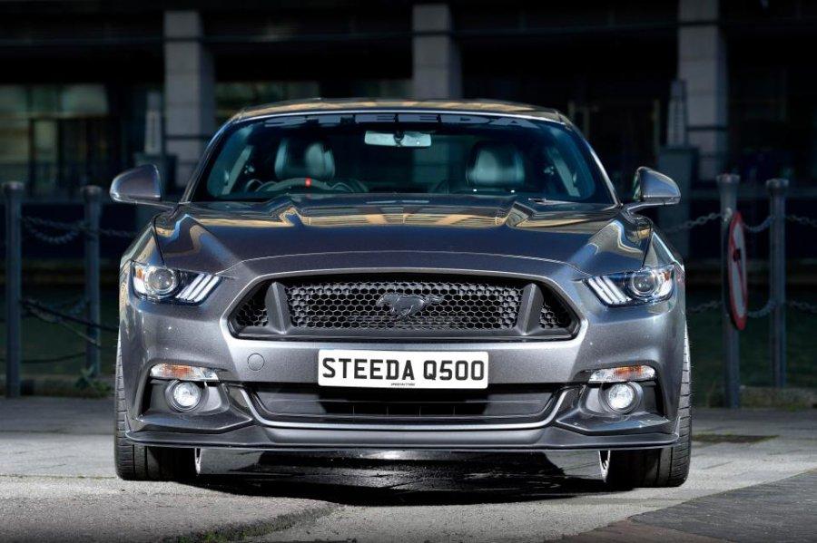 'Bisha' Ford Mustang i quajtur Enforcer del në shitje