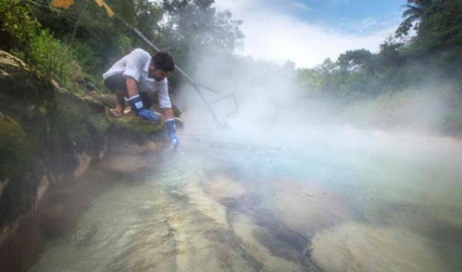 Lumi në të cilin vdes çdo gjallesë po habitë shkencëtarët