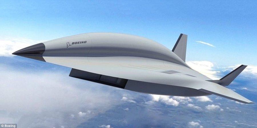 Zbulohet avioni që mund të arrijë 6000 km/h shpejtësi