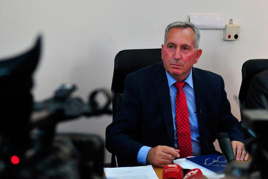 Vdes ish-kryetari i Bujanocit, Jonuz Musliu