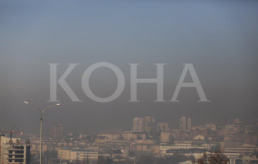 Prishtina në listën e qyteteve me ajrin më të ndotur në botë