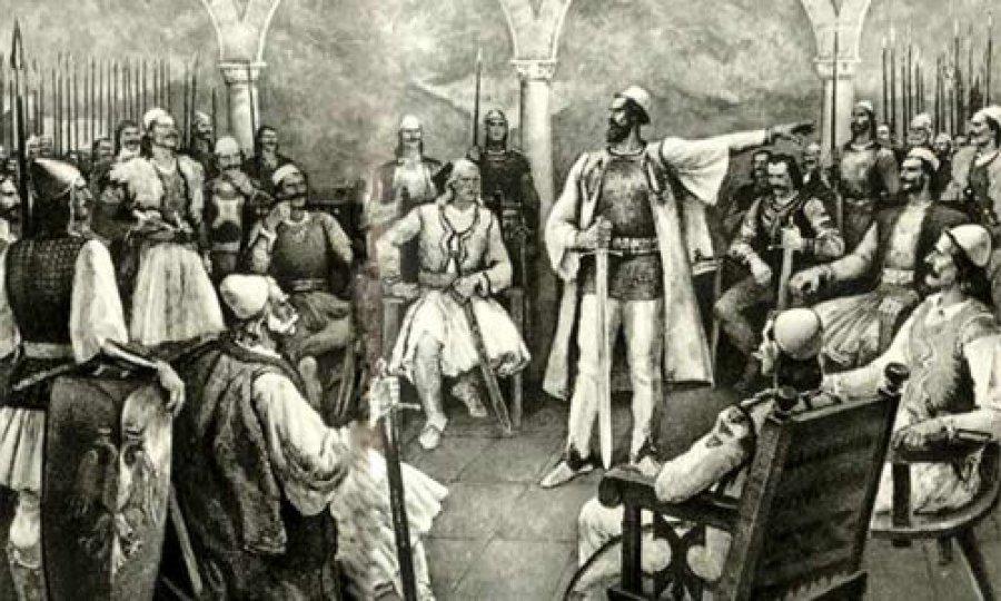 Skënderbeu për 550 vjet simbol i bashkimit të shqiptarëve