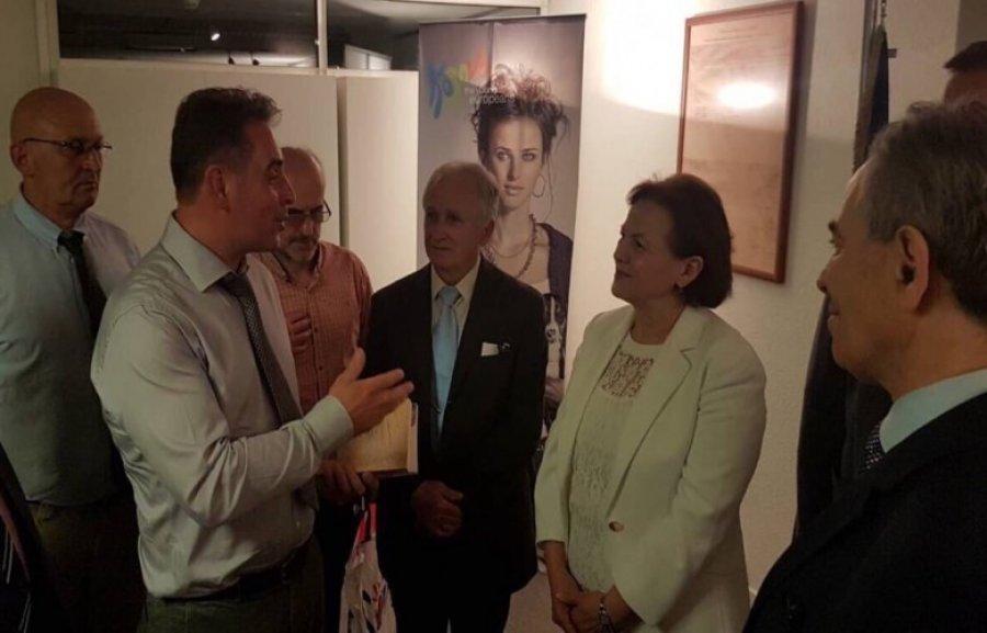 Promovohen në Bernë dy libra me rëndësi për historinë e shqiptarëve