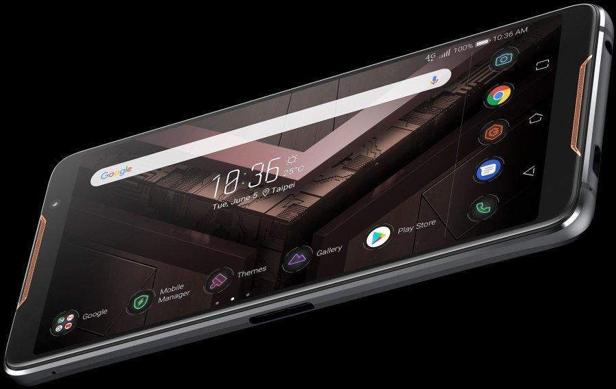 Asus ROG Phone, smartfoni Android më i fuqishëm deri tani