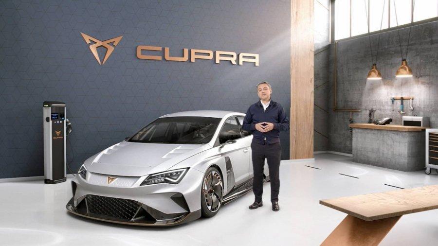 Cupra e-Racer, vetura e parë elektrike në botë për Rally