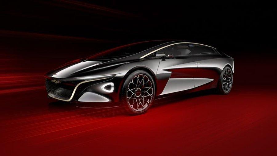 Lagonda Vision, koncepti luksoz i së ardhmes
