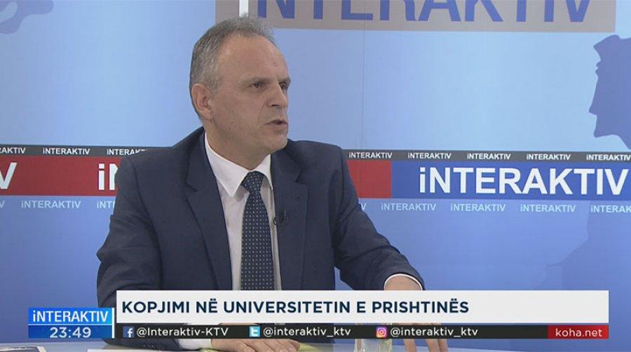 Sahiti: Angazhimi i profesorëve të UP-së në 2-3 punë tjera po ndikon në uljen e cilësisë