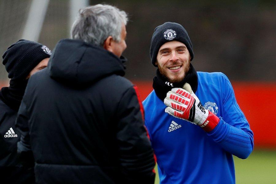 Mourinho paralajmëron Realin se po humb kohë për De Gean