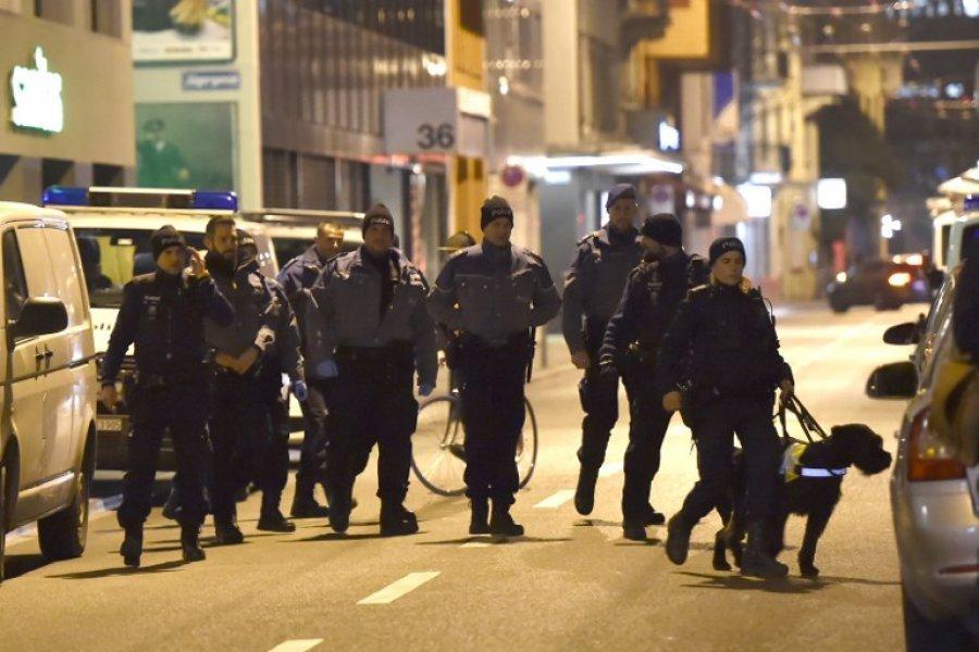 Aksion i gjerë i policisë në Cyrih, në mesin e 127 të arrestuarve edhe kosovarë