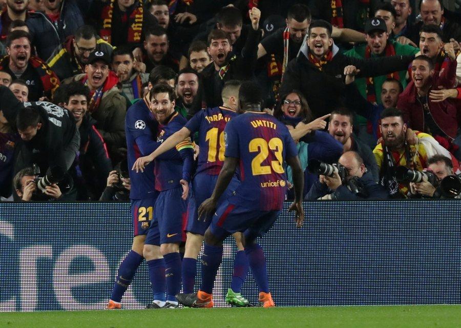 Rekord i Barçës, fitoi 124 milionë euro nga shitjet