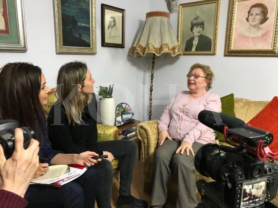 """""""Edhe muret kanë veshë"""" e Alketa Xhafa-Mripës kërkon të pathënat e Shqipërisë komuniste"""
