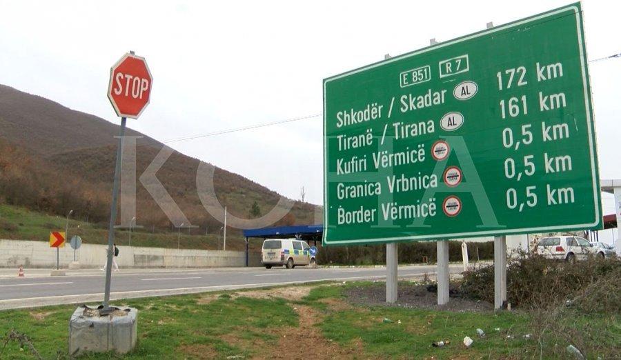 Kosova e Shqipëria bashkohen në Vërmicë
