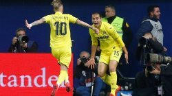 Villarreali befason Atleticon
