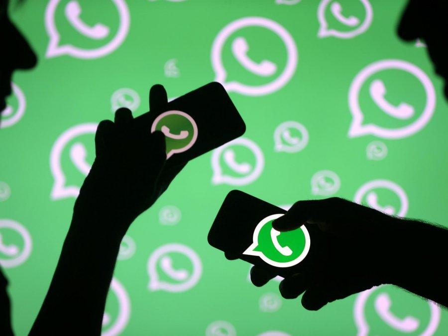 WhatsApp tarifon bizneset