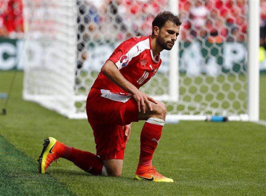 Mehmedi i siguron një pikë Wolfsburgut